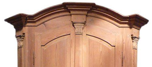 Mobili tirolesi originali o falsi mobili tirolesi - Riconoscere mobili antichi ...